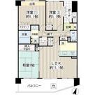 ナイスエスアリーナ横濱鶴ヶ峰 / 504 部屋画像1