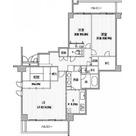 レックス宮前平 / 402 部屋画像1