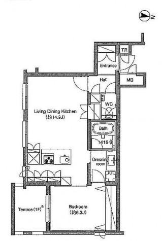 ガーデン都立大学 / 3階 部屋画像1