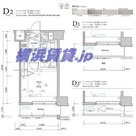 SYNEX横濱阪東橋Ⅱ / 1004 部屋画像1