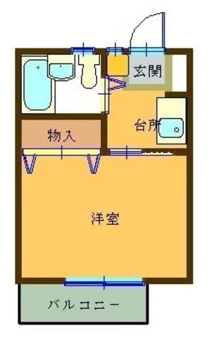 エートス貫井 / 101 部屋画像1