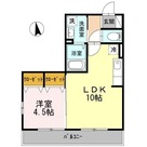 マレアガーデン新横浜 / B301 部屋画像1