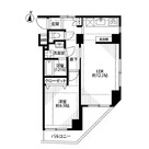 プレール・ドゥーク多摩川 / 703 部屋画像1