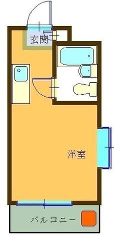 メゾンドNSK / 101 部屋画像1