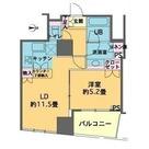 カスタリアタワー品川シーサイド / 304 部屋画像1