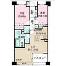 ザ・パークハウス大井町レジデンス / 4f8 部屋画像1