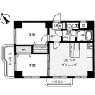 ハイネス第2目黒 / 304 部屋画像1