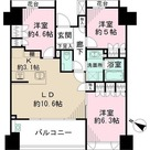 ザ・ライオンズ横濱山下町 / 402 部屋画像1