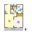 マレアガーデン新横浜 / A303 部屋画像1