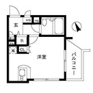 ワコーレ五反田 / 305 部屋画像1