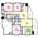 グランベル川崎南幸町デュアルステージ / 4F 部屋画像1