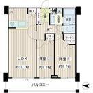 クレストタワー品川シーサイド / 14f4 部屋画像1