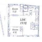 アイディ西馬込 / 4f1 部屋画像1