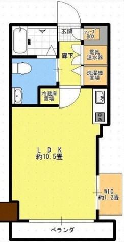 田町ダイヤハイツ / 214 部屋画像1
