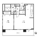 パーク・ノヴァ横浜阪東橋南 / 605 部屋画像1