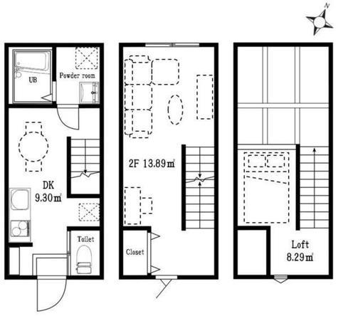 ハーミットクラブハウス目黒 / 1階 部屋画像1