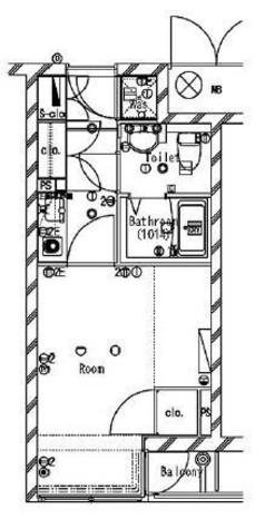 メイクスデザイン白金台 / 3f5 部屋画像1
