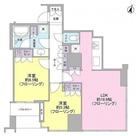 大崎ウエストシティタワーズ / E18f5 部屋画像1