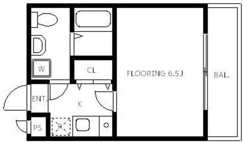アムロゼッタ四ツ谷 / 1階 部屋画像1