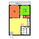 花房山ヒルズ / 5階 部屋画像1