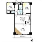 カーサ三田 / 7f4 部屋画像1