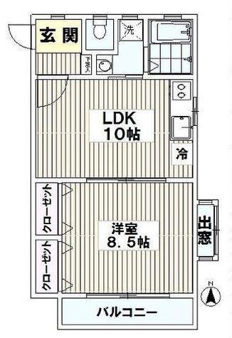 LASA14 / 102 部屋画像1