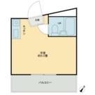 ベルサイユ目黒 / 203 部屋画像1