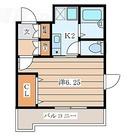 アルカサーノ横浜 / 302 部屋画像1