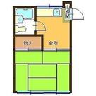 松林コーポ / 225 部屋画像1