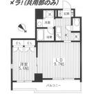 パークフラッツ渋谷代官山 / 8A 部屋画像1