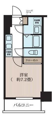 ルラシオン町田 / Btype 部屋画像1