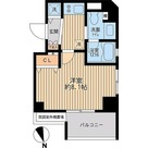 クリオ戸越銀座 弐番館 / 壱番館・Dタイプ 部屋画像1