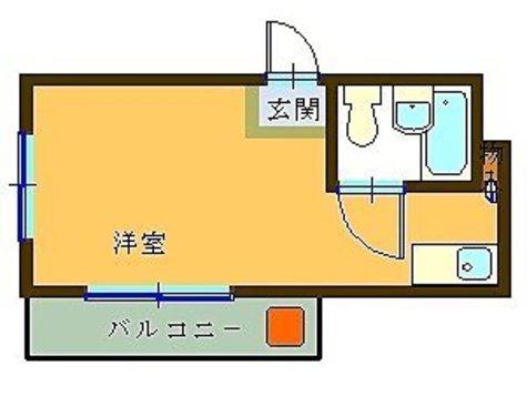 メゾンドNSK / 107 部屋画像1