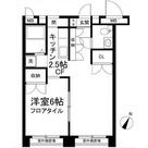 三田ハイム / 105 部屋画像1