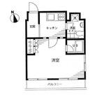 麻布永谷マンション / 406 部屋画像1