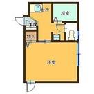 パークサイドK / 1階 部屋画像1