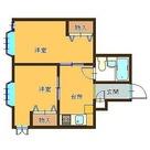 ラポルタイズミ / 205 部屋画像1
