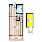 セントレジス新横浜 / 203 部屋画像1