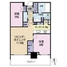 GLOBAL FRONT TOWER / 3F 部屋画像1