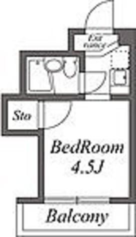 ユーコート横浜反町 / 6階 部屋画像1
