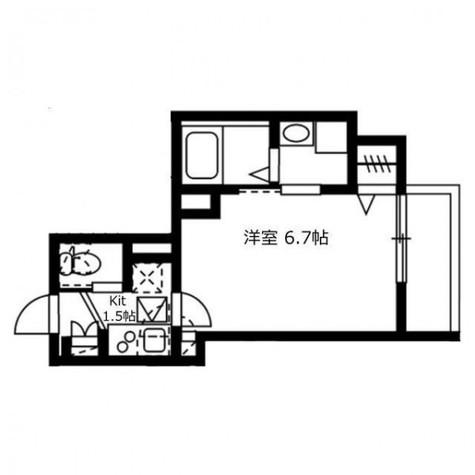 (仮称)セレ大森西 / 1階 部屋画像1