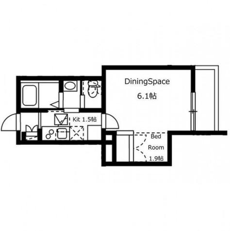 (仮称)セレ大森西 / 2階 部屋画像1