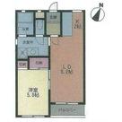 テラ・ホームズ旗の台 / 303 部屋画像1