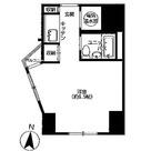 朝日目黒ビジネスマンション / 4F 部屋画像1