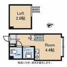 アジュール目黒 / 1 Floor 部屋画像1