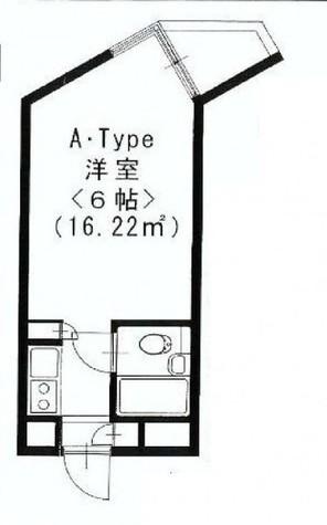 エスポワール中目黒 / 4階 部屋画像1