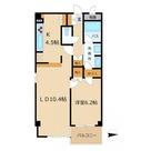 藤和シティスクエア三田ノースウィング / 10F 部屋画像1