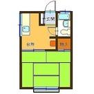 コーポ福田 / 103 部屋画像1