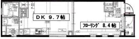 パークヒル三田 / 101 部屋画像1