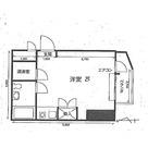 朝日目黒ビジネスマンション / 902 部屋画像1